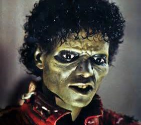 Halloween Fun Songs: Michael Jackson's Thriller
