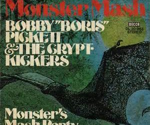 Halloween Fun Songs: bobby 'boris' pickett & the cryptkickers – monster mash