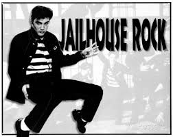 Elvis Presley's Movie Jailhouse Rock Premiers