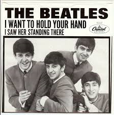 "Beatles Chart Debut with ""I want to hold your hand"""